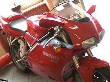 Motorrad Scherer, Ducati