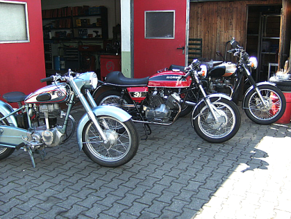 Motorrad Scherer, Horex Regina