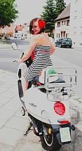 Scooter, Roller, Motorrad Scherer