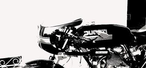 Ducati, Motorrad Scherer