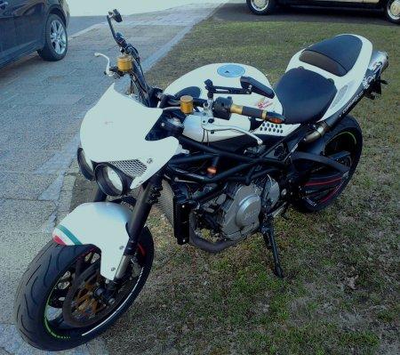 Motorrad Scherer, Morini Corsarco