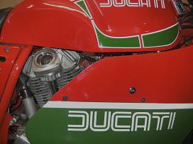 Diashow Ducati, Motorrad Scherer