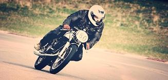Motorrad Scherer, Moto Guzzi, Aprilia